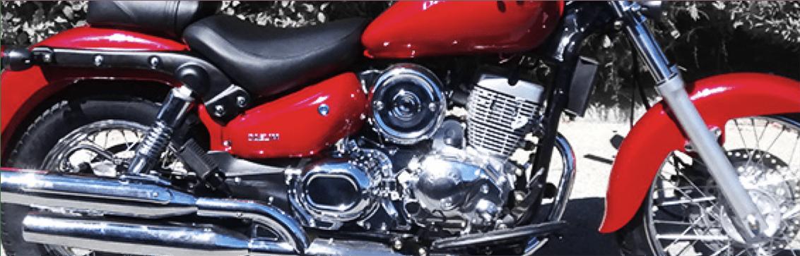 moto neuve Daelim chez Chambourcy Motos