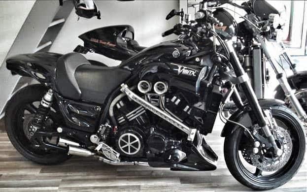 yamaha vmax 1200 d 39 occasion chez chambourcy motos. Black Bedroom Furniture Sets. Home Design Ideas