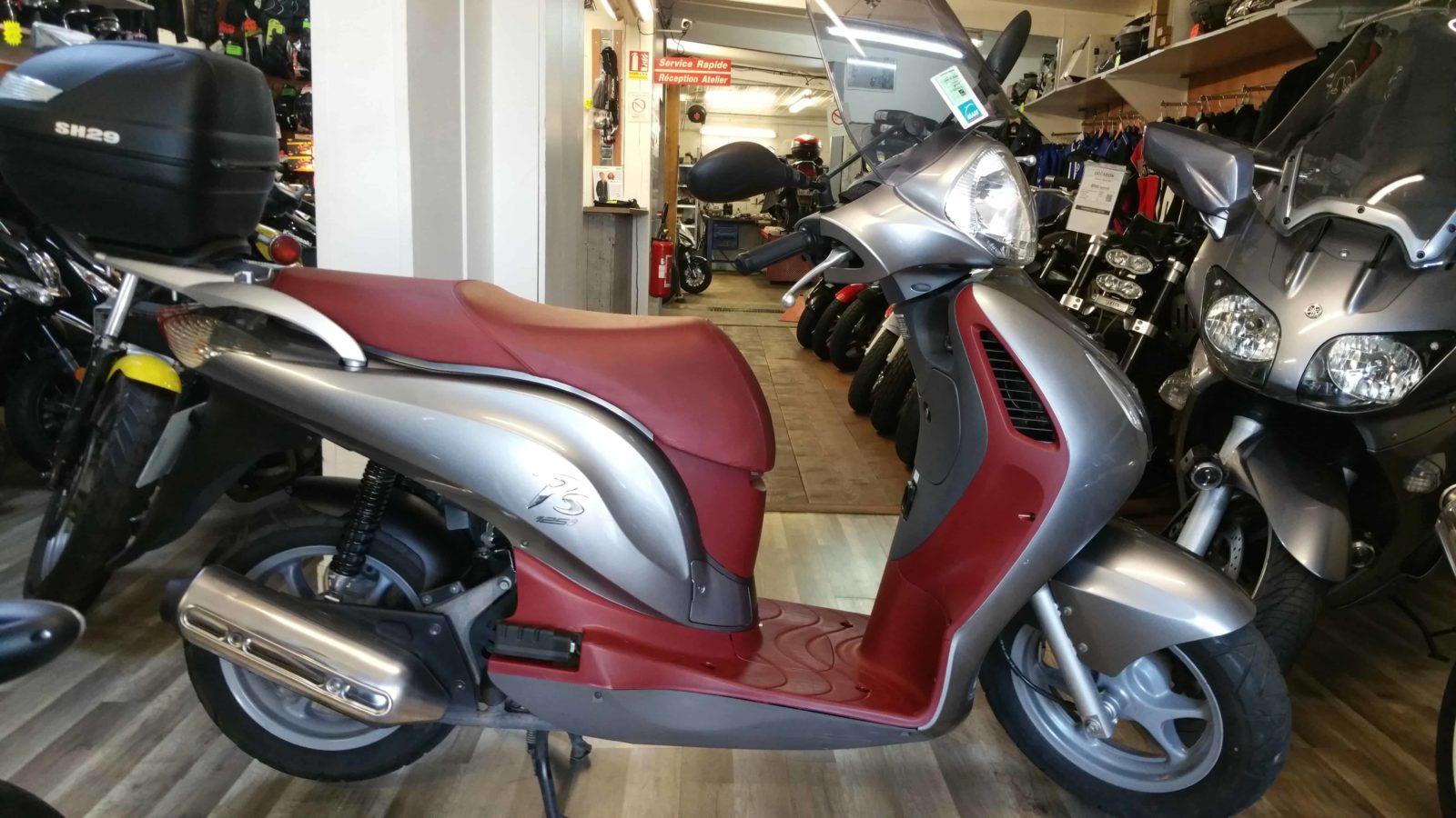 Vendu ! Honda PES 125 – 1600€