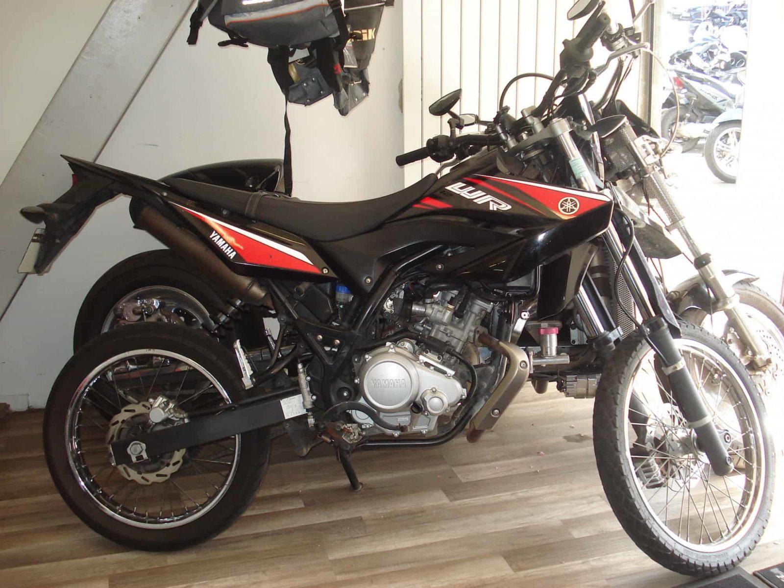 Yamaha WR SM – 2300€