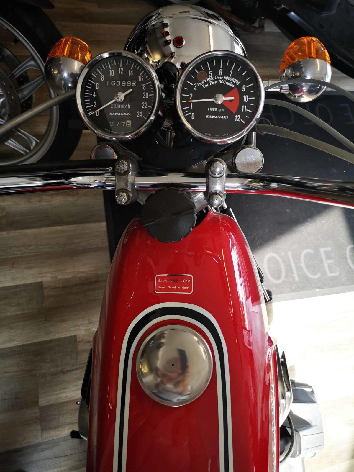 Kawasaki 500 H1 MACH III - Chambourcy Motos