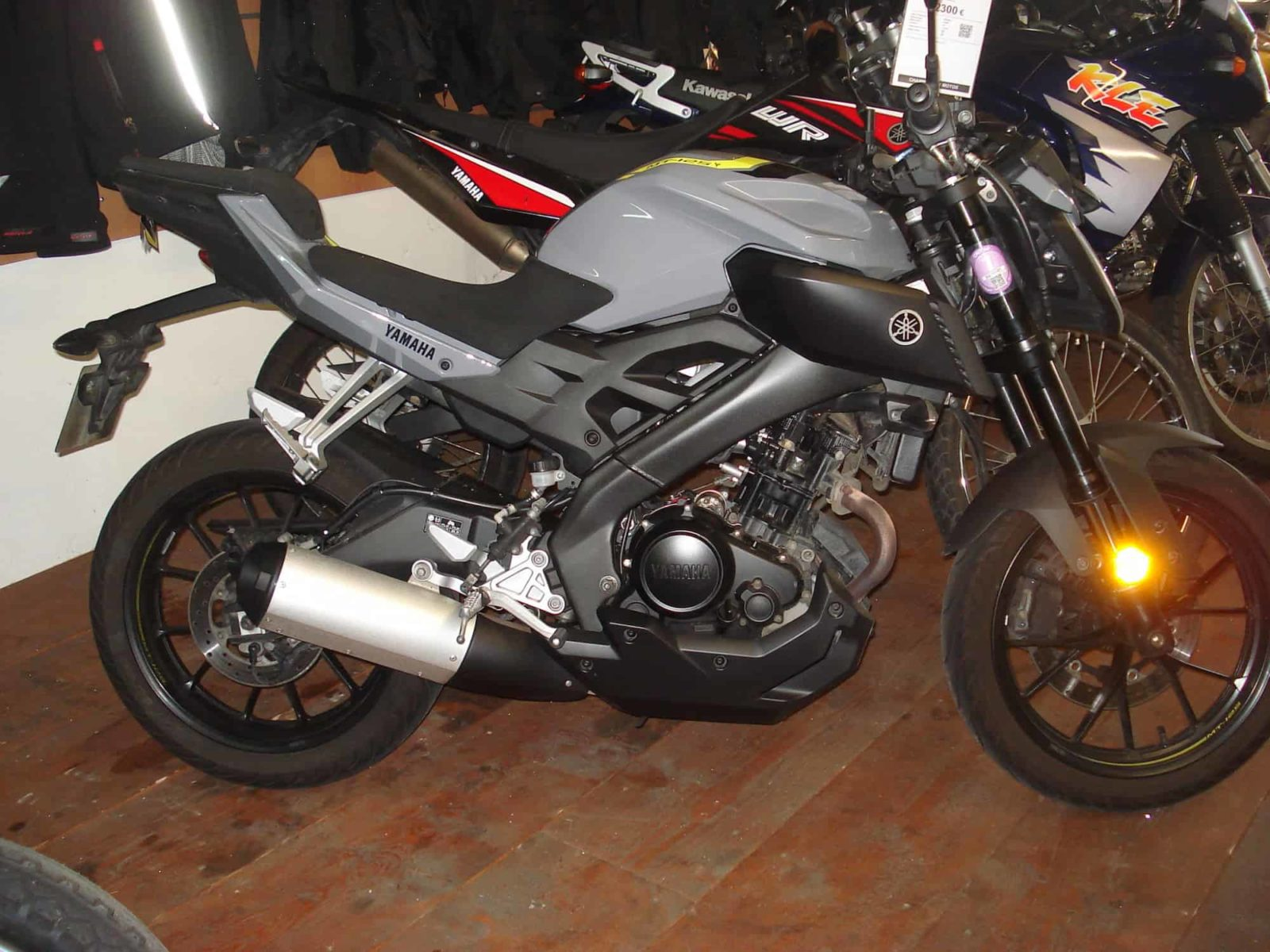 Vendu ! Yamaha MT-125 – 3700€