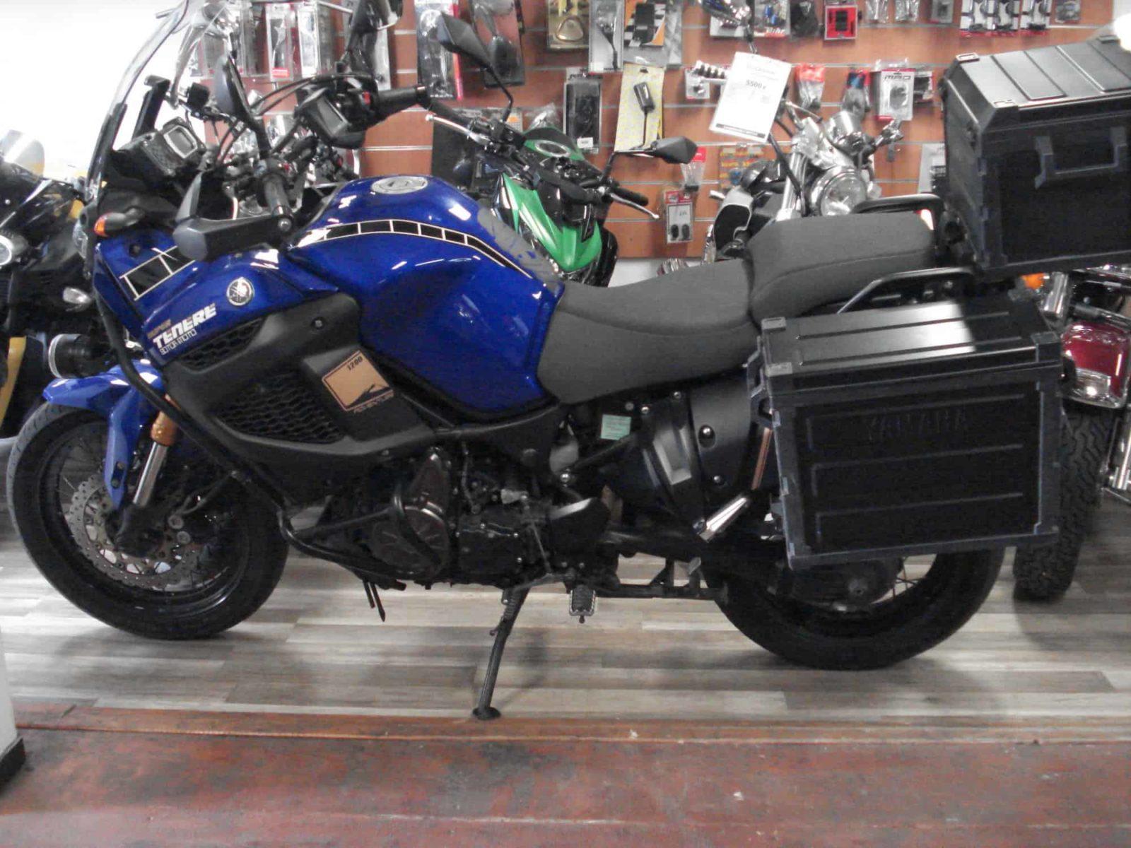 Vendu ! Yamaha XT1200Z – 7500€