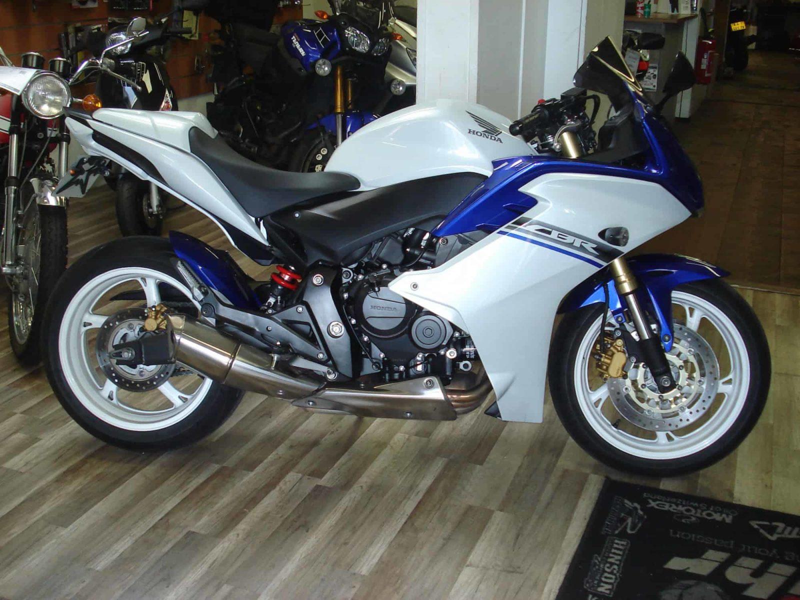 Vendu ! Honda CBR 600F – 5500€