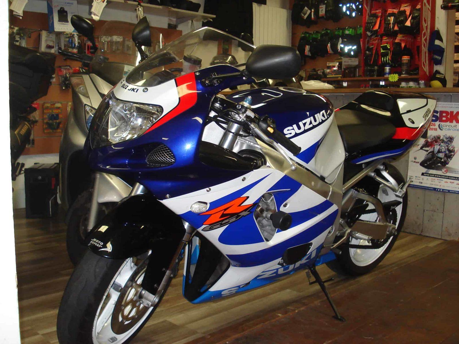 Suzuki GSX-R 750 – 4990€