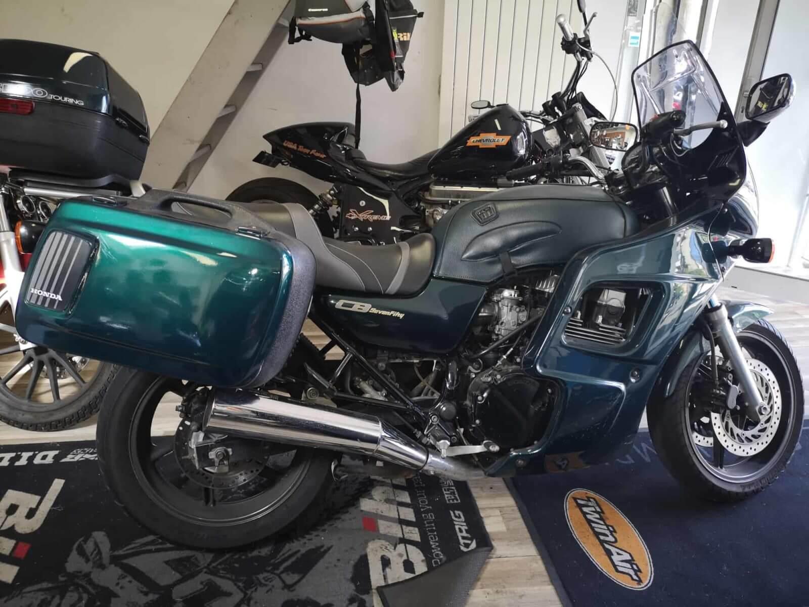 Vendu ! Honda CB 750 – 2600€