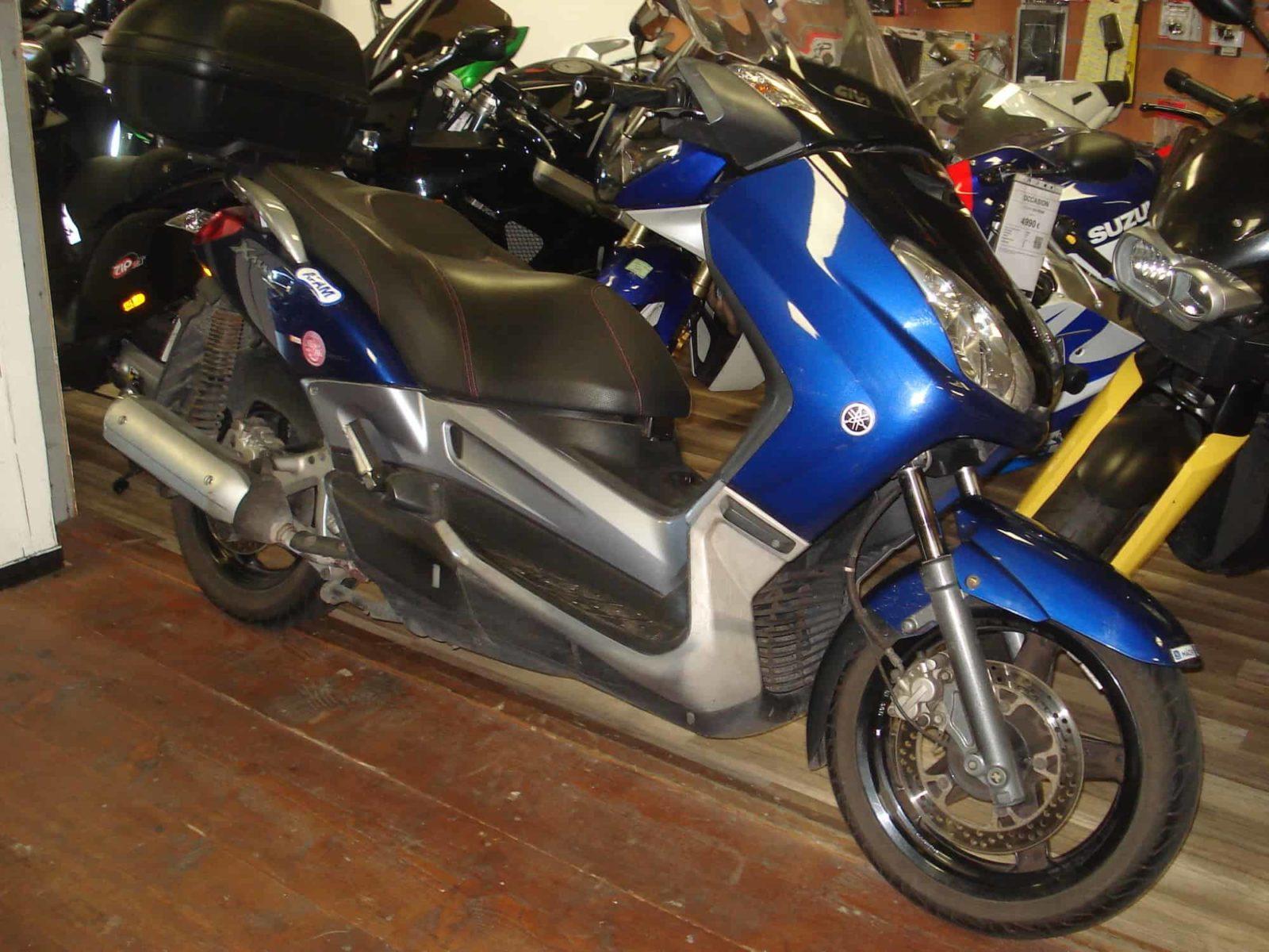 Vendu ! Yamaha Xmax 250 – 1700€