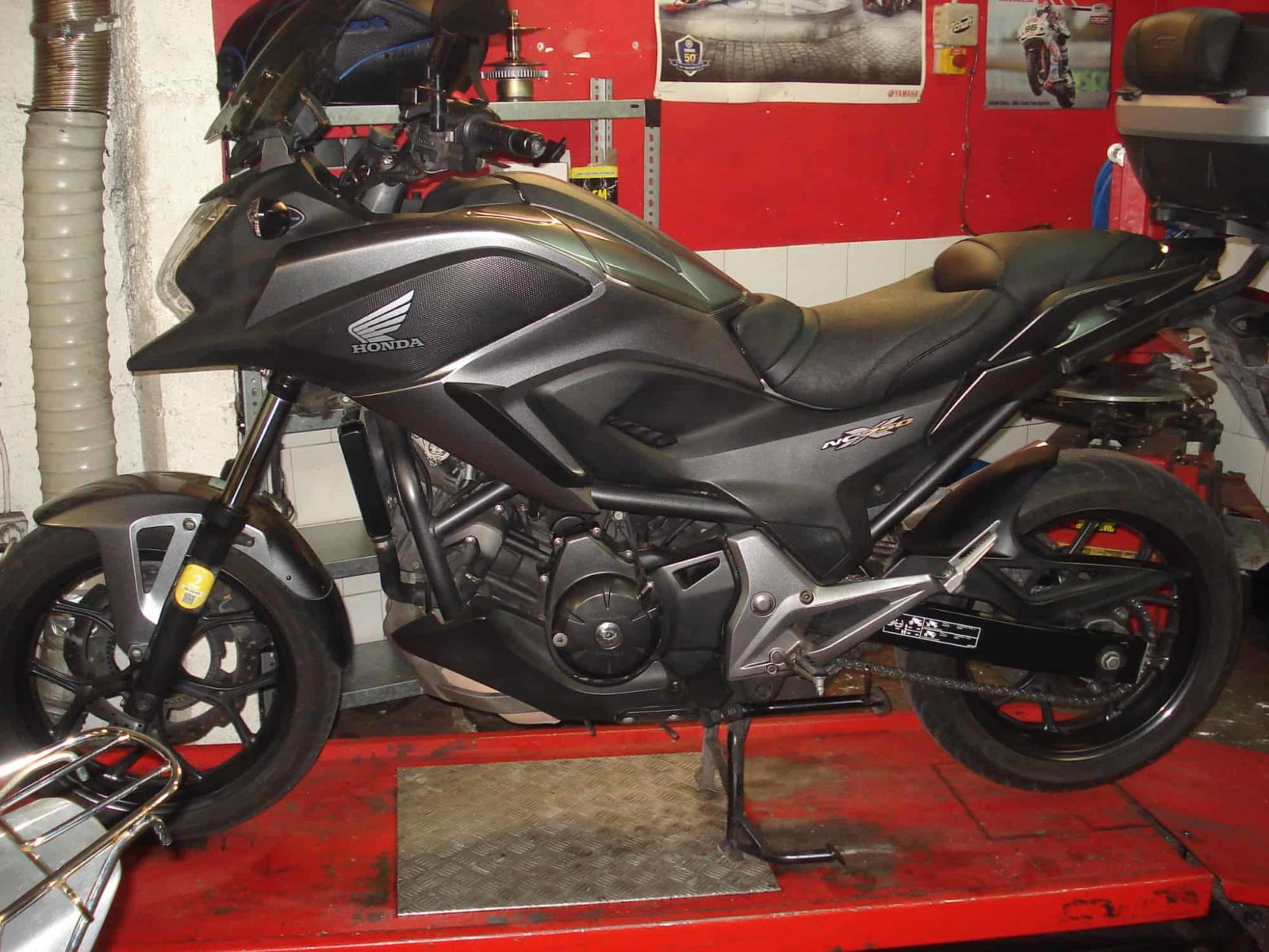 Honda NC750 S – 5000€