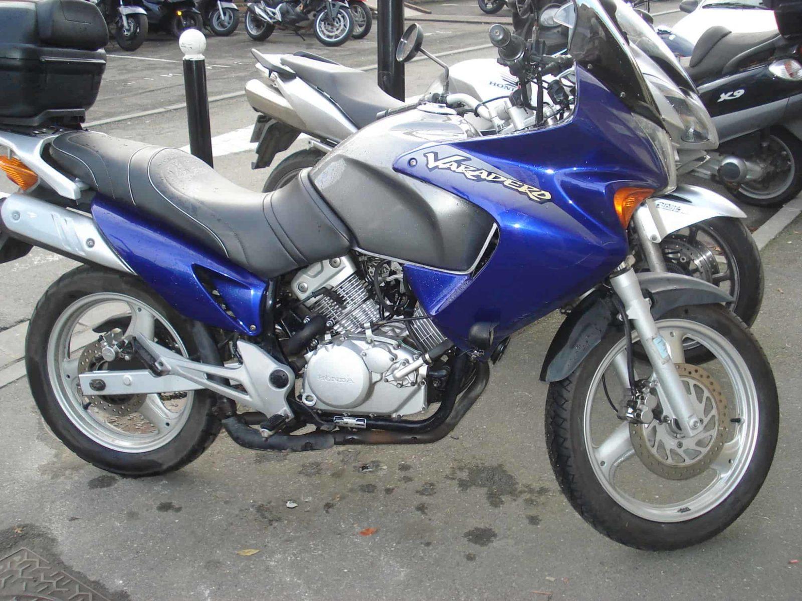 Vendu ! Honda XLV125 Varadero – 1900€
