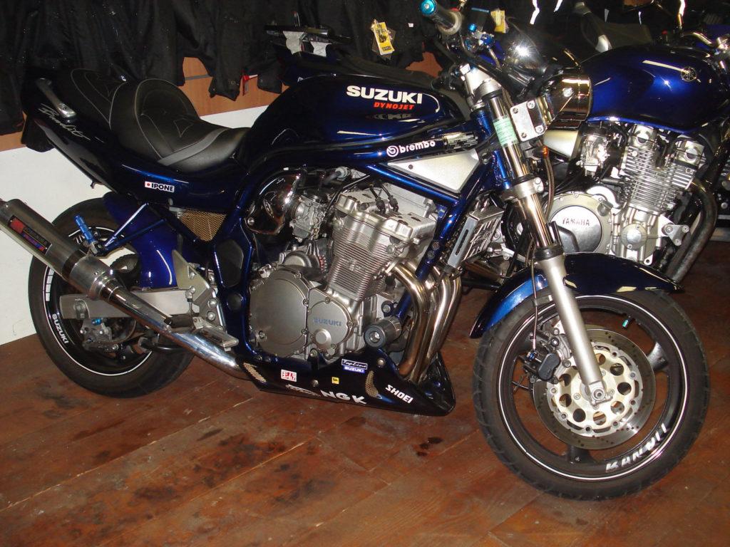 Vendu ! Suzuki Bandit 600N – 2800€