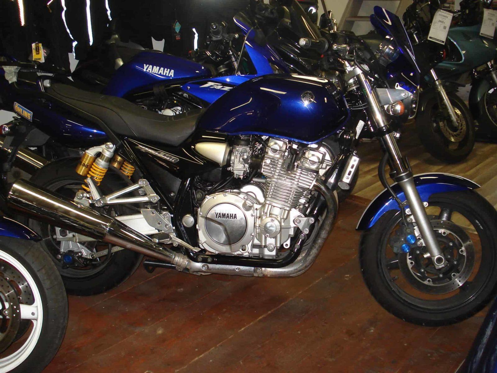 Yamaha XJR 1300 – 5500€