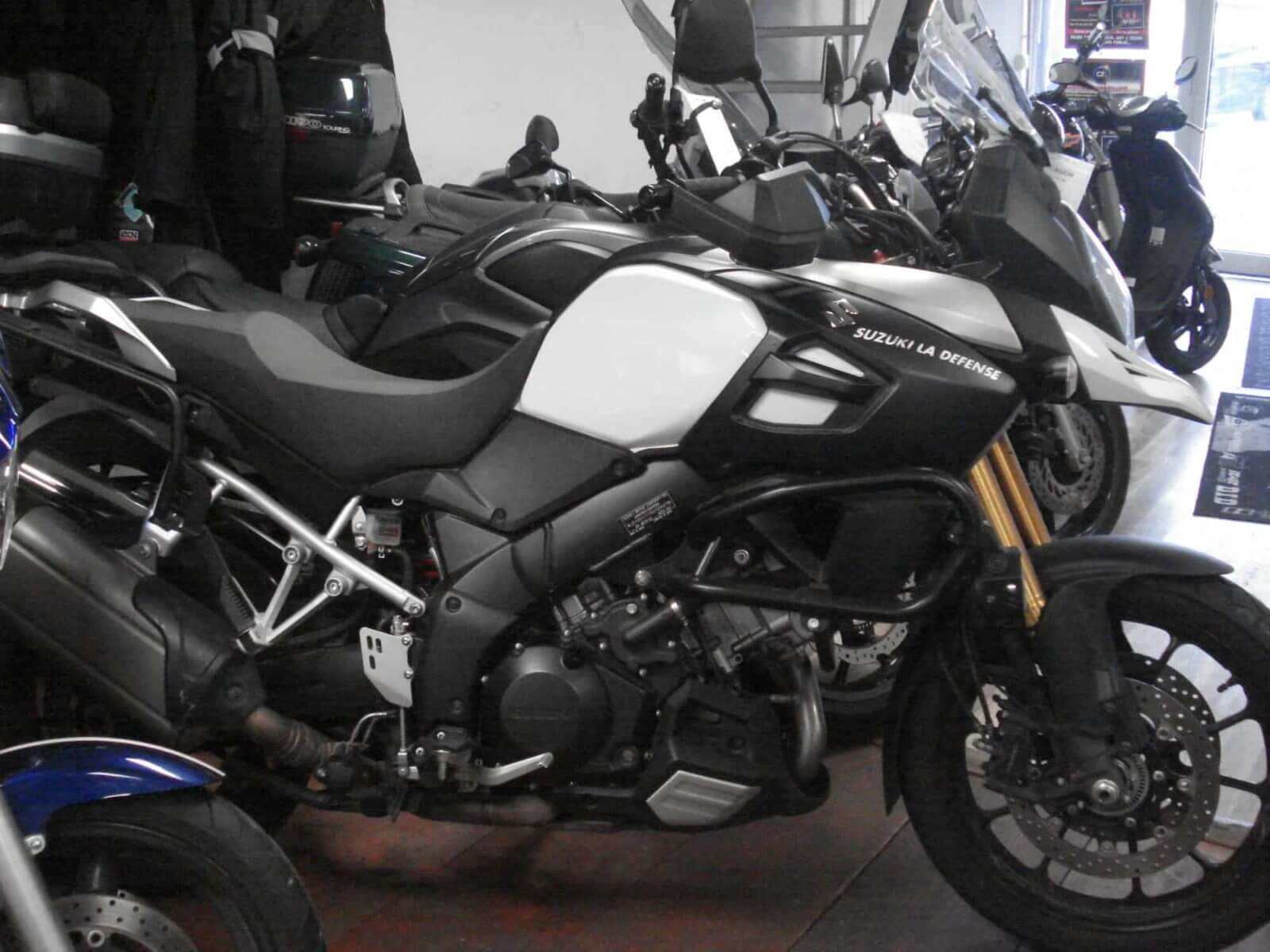 Vendu ! Suzuki V-Storm – 11000€