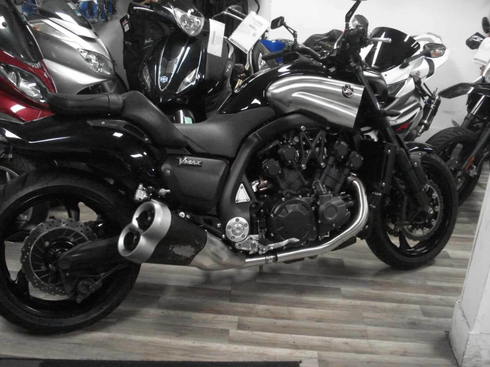 Yamaha V-Max 1700 – 15000€