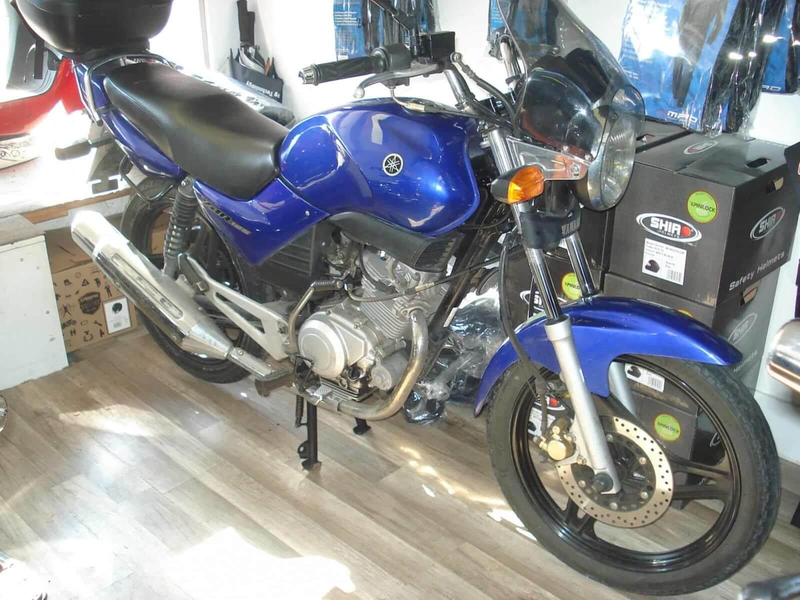 Vendu ! Yamaha YBR 125 – 1700€