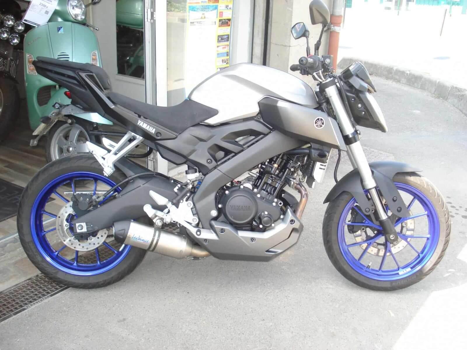 Vendu ! Yamaha MT 125 – 3300€
