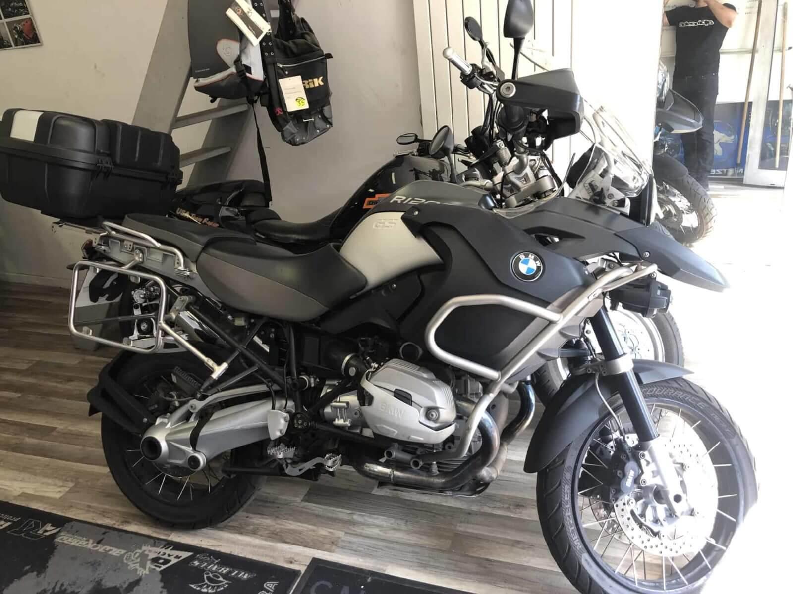 Vendu ! BMW Adventure 1200 – 8600€