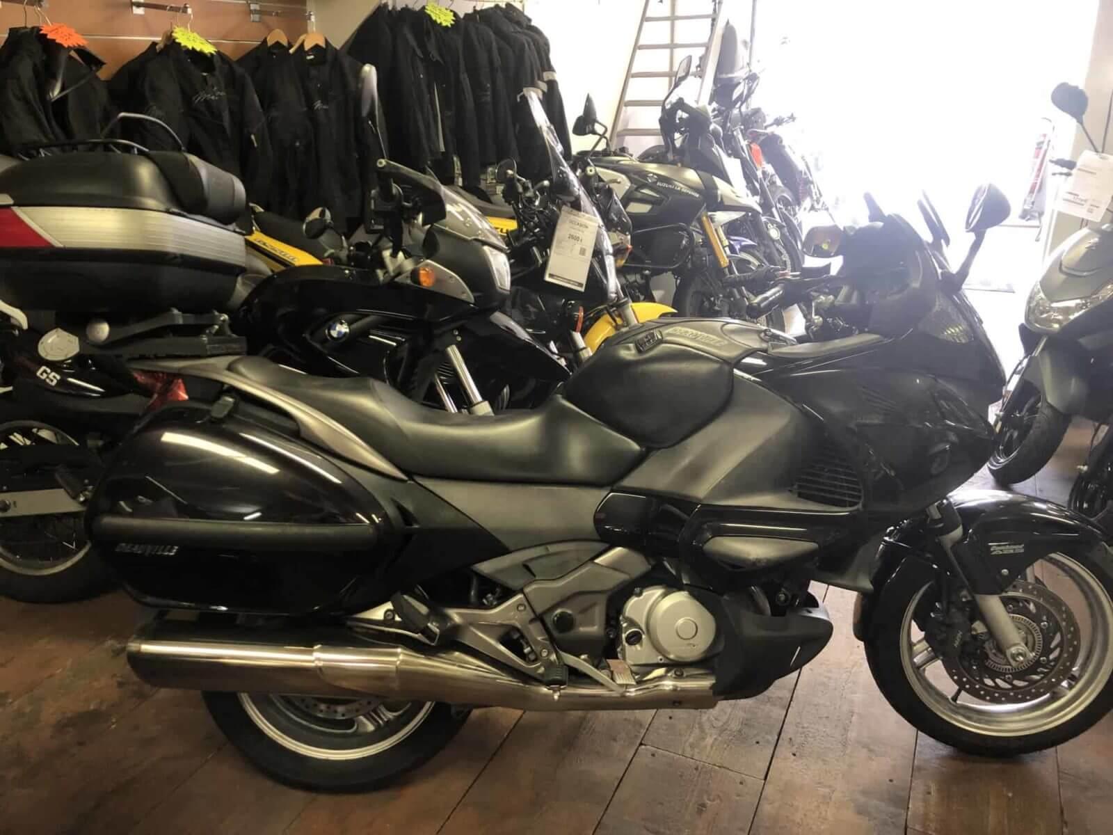 Vendu ! Honda Deauville – 3600€