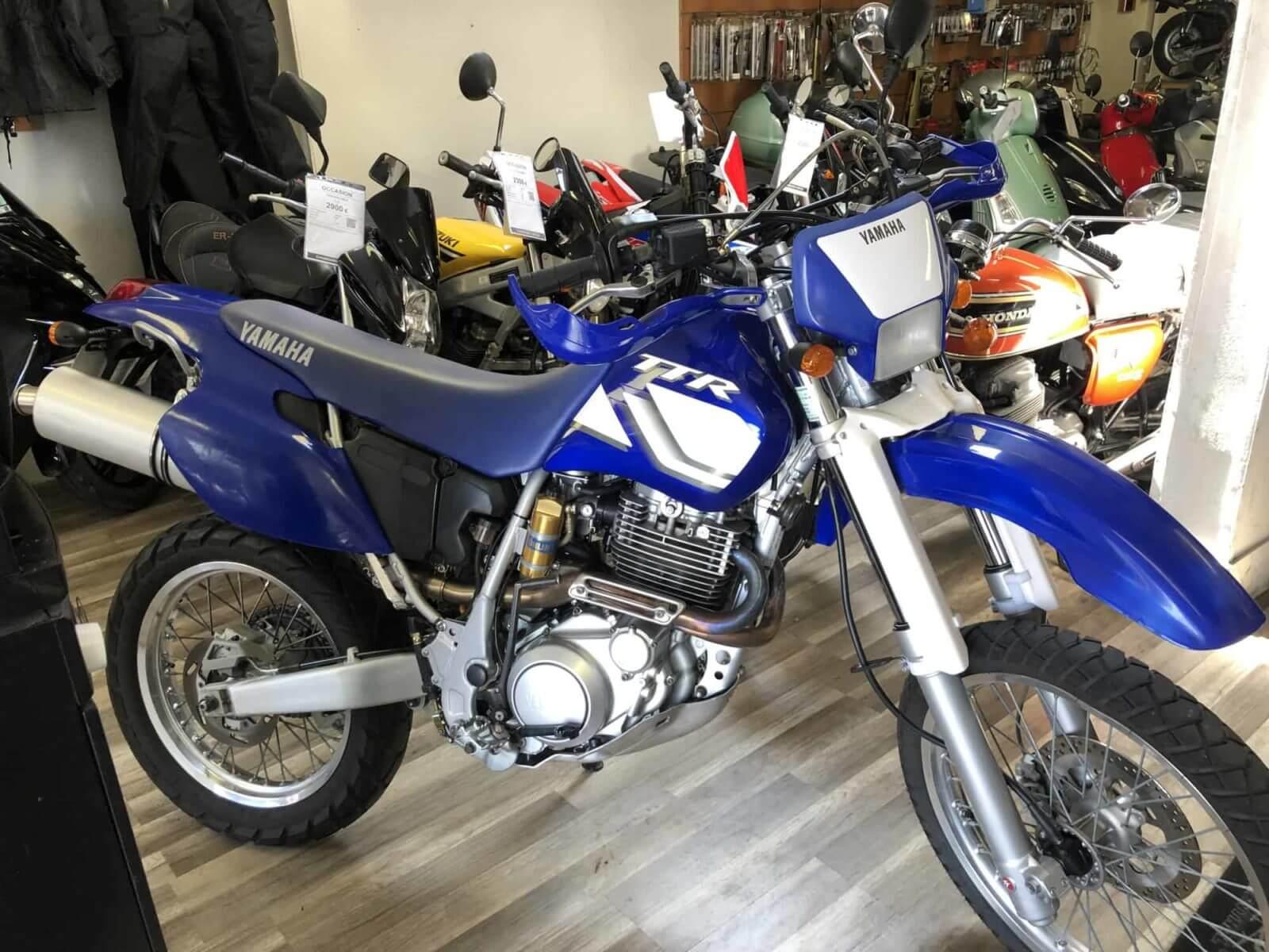 Vendu ! Yamaha TT 600R – 3000€