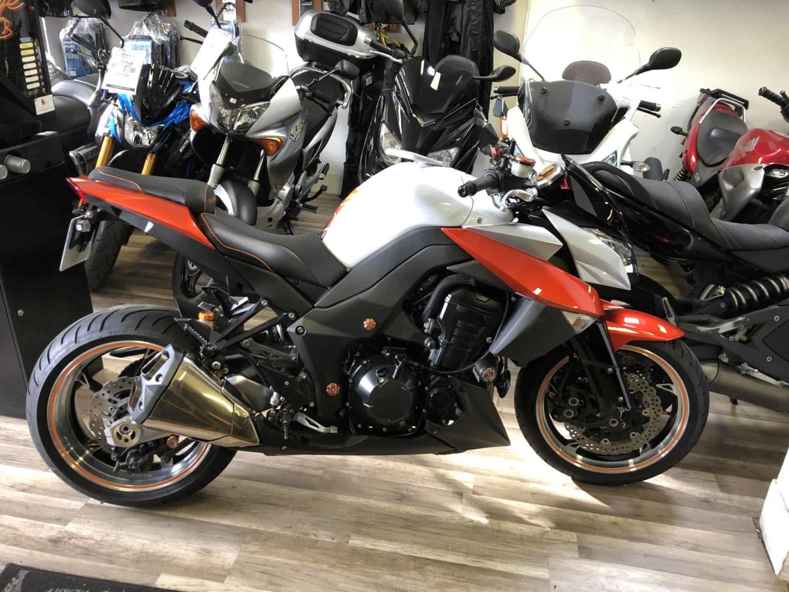 Vendu ! Kawasaki Z1000 – 5800€