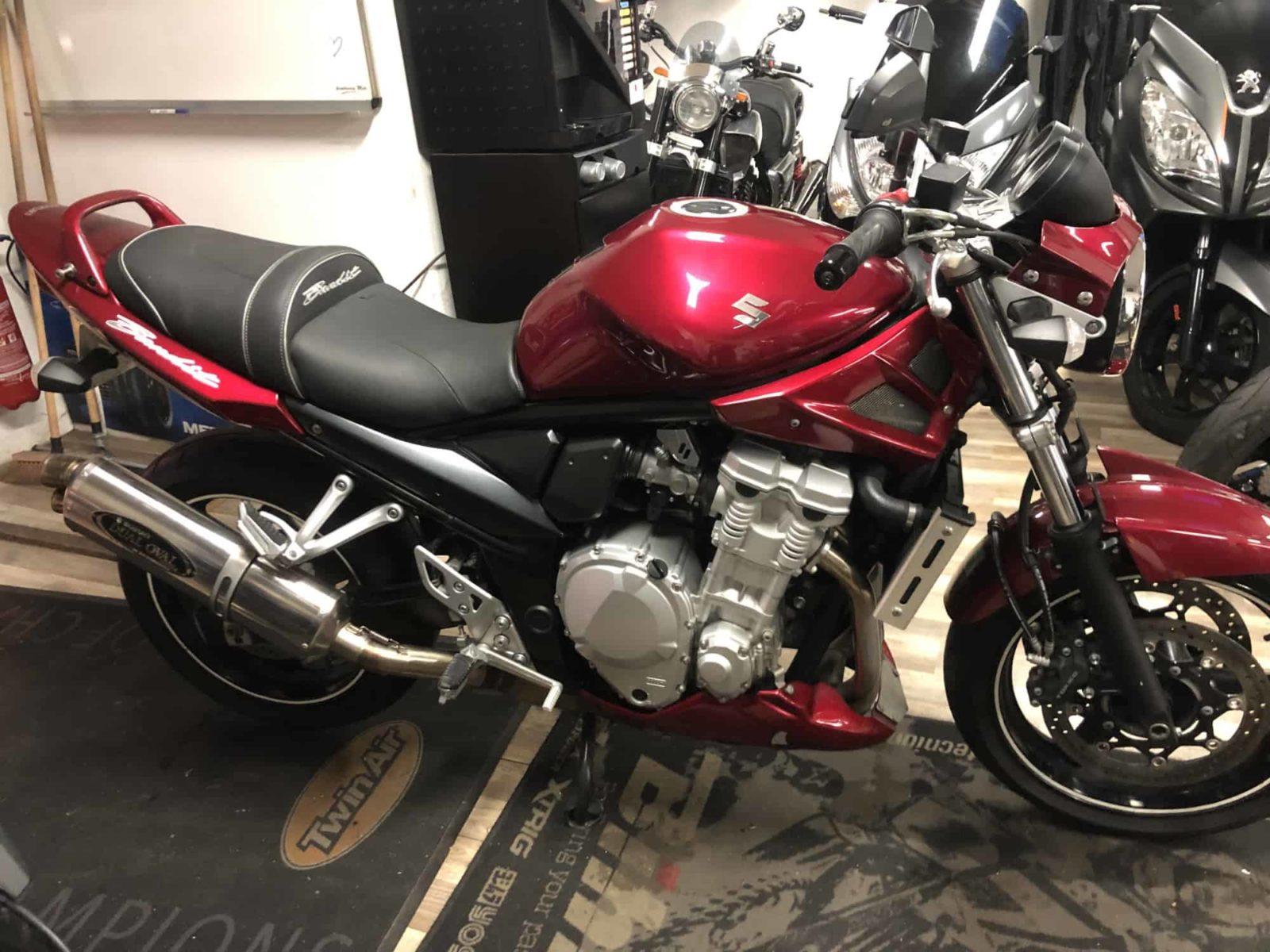 Vendu ! Suzuki Bandit 650 – 3500€