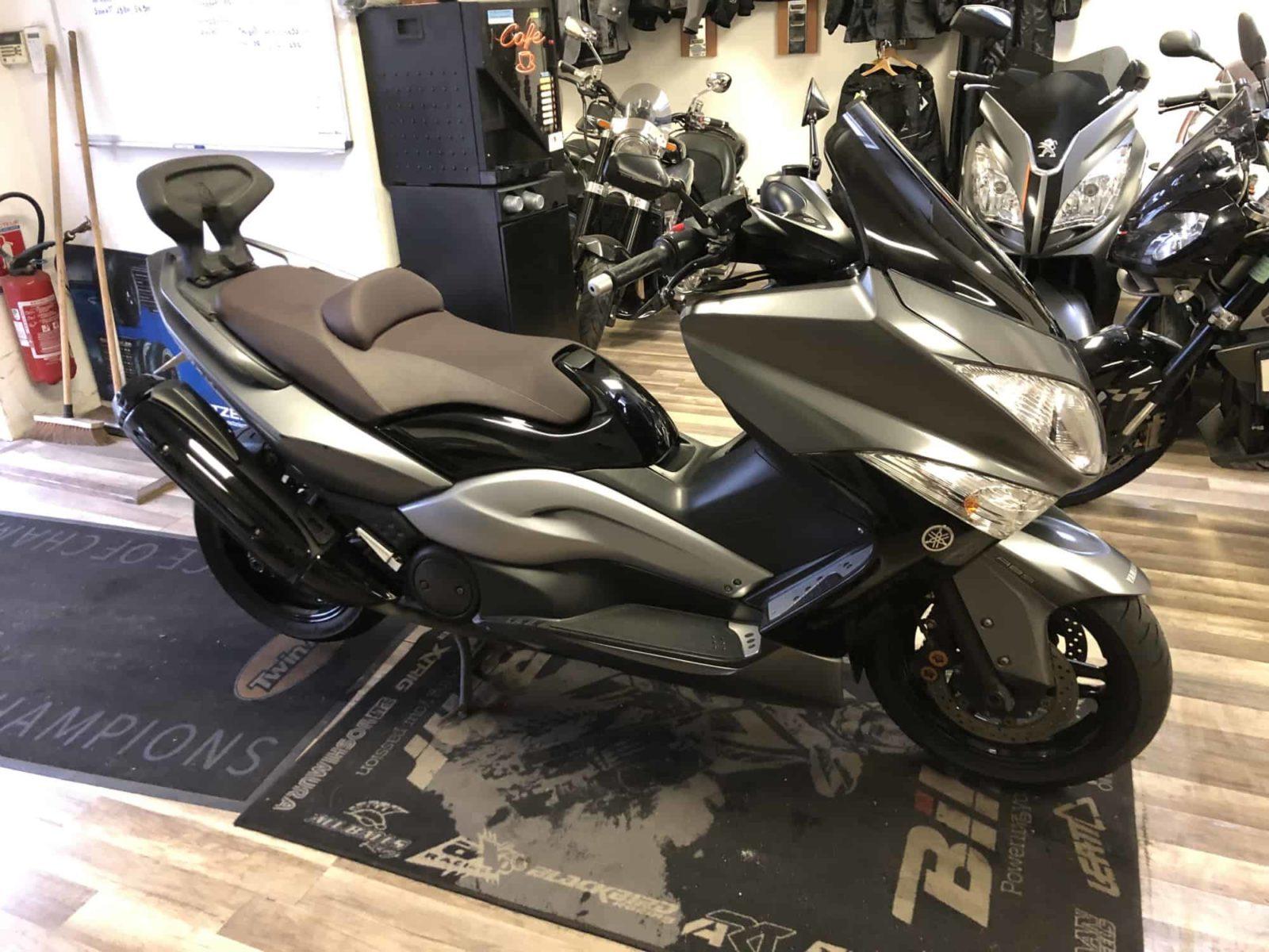 Vendu ! Yamaha Tmax 500 – 3700€