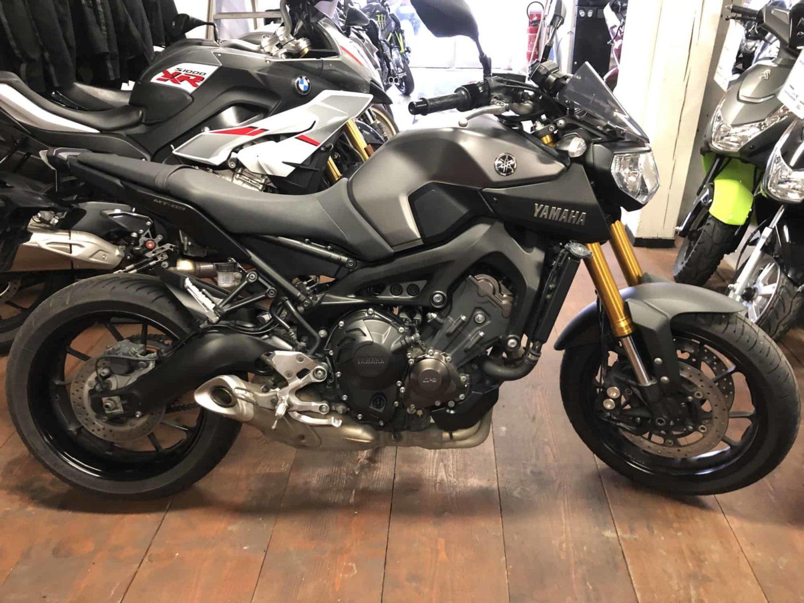Vendu ! Yamaha MT-09 – 5500€
