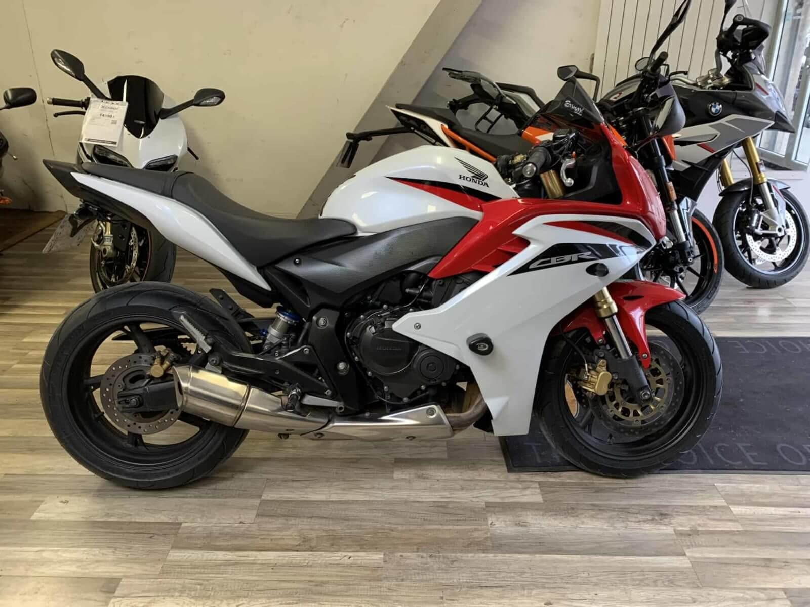 Vendu ! Honda CBR 600 F – 3500€