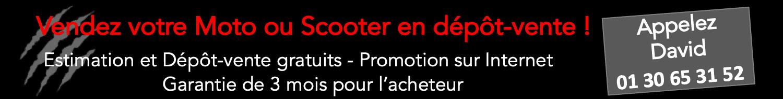 Motos d'occasion dans les Yvelines (78)