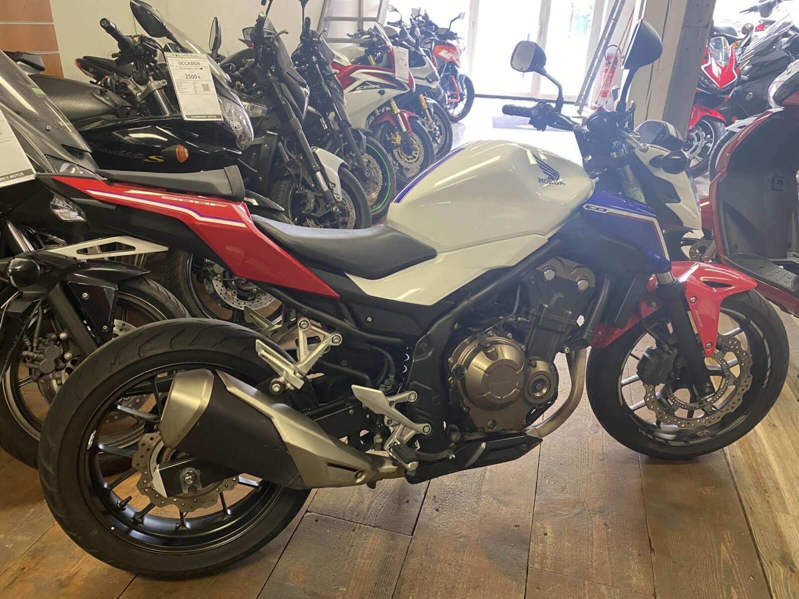 Honda CB 500 – 4400€