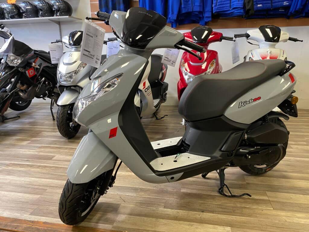 Peugeot Kisbee 50cc 2T R – 1799€