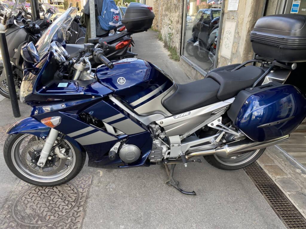 Vendu ! Yamaha FJR 1300A – 5800€