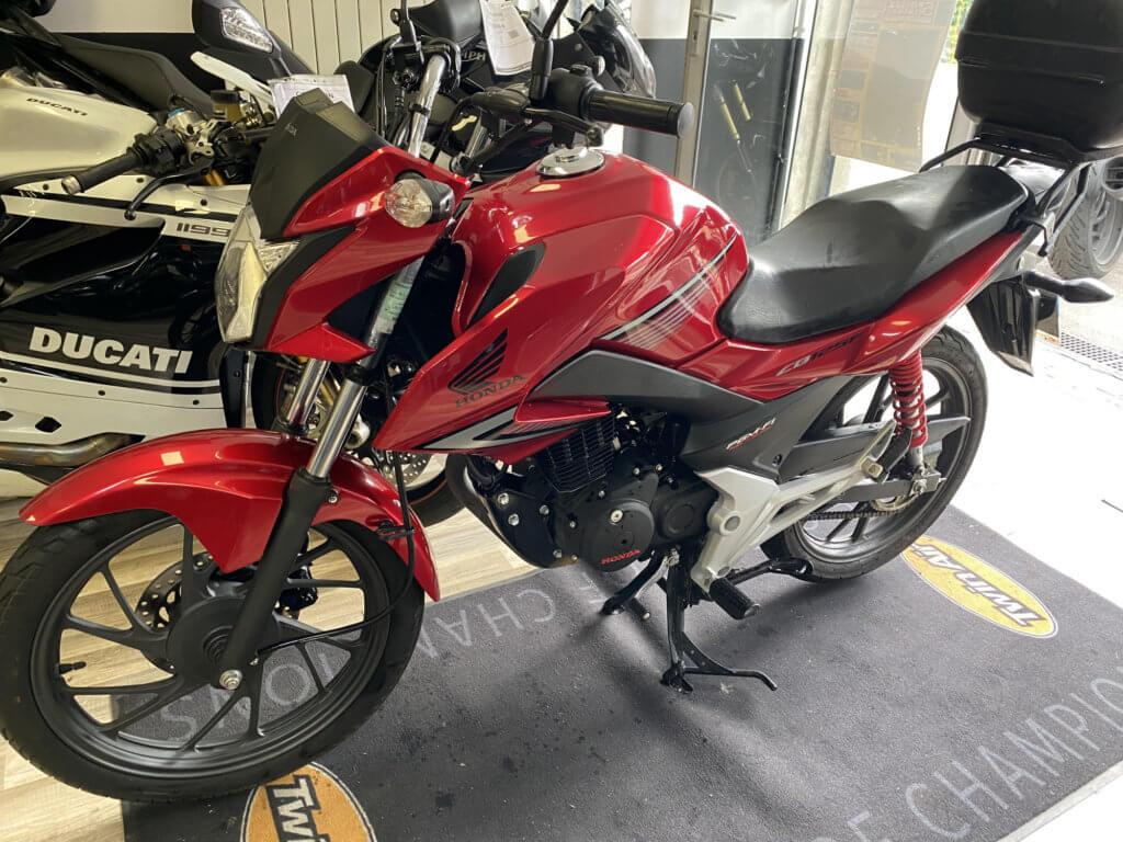 Honda GLR 125 F – 2100€