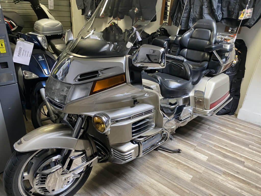 Chambourcy Motos vend Honda Goldwing d'occasion