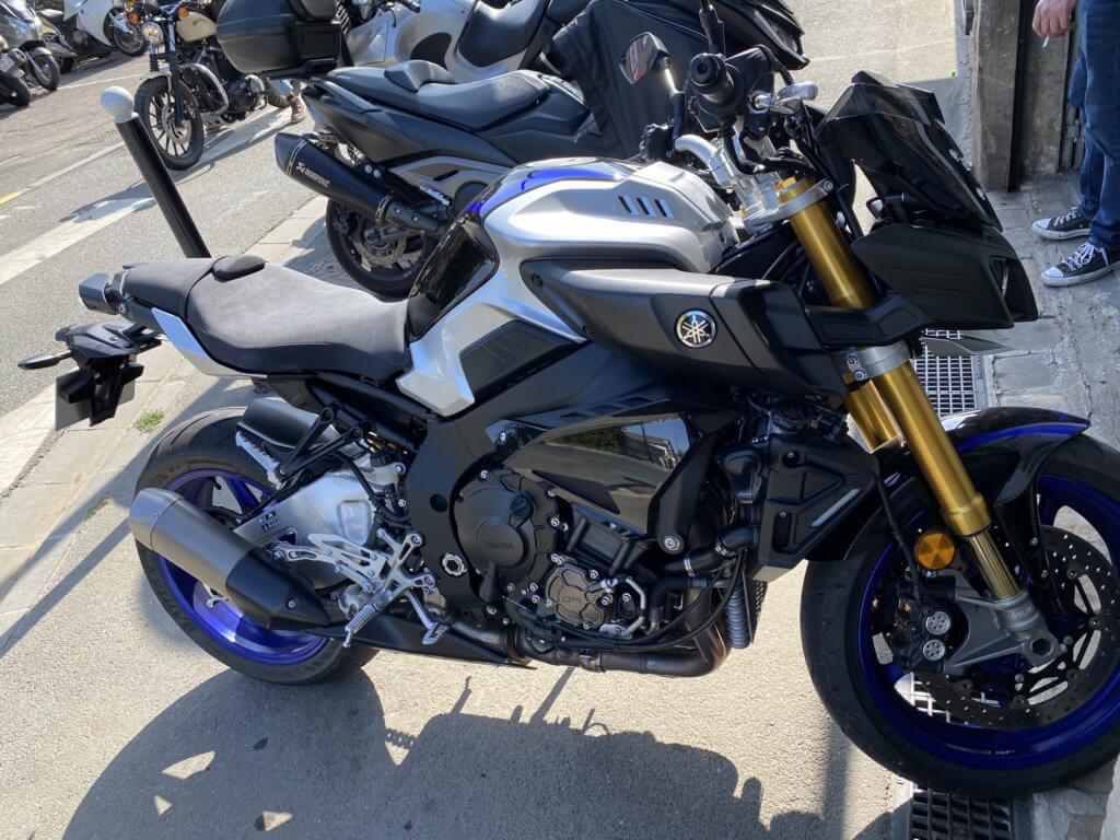 Yamaha MT10 SP d'occasion chez Chambourcy Motos 78 - Votre concessionnaire Yamaha dans les Yvelines (78)