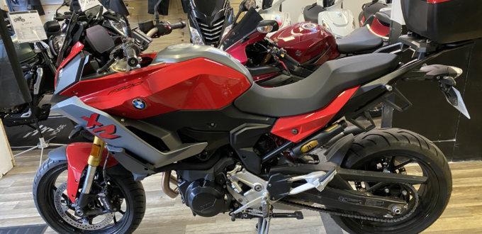 BMW F 900 XR d'occasion en vente chez Chambourcy Motos 78