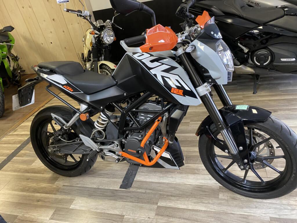 KTM 125 Duke – 3390€